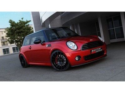 Mini Cooper 2 MX Front Bumper Extension
