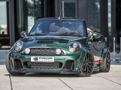 Mini Cooper 2 P2 Wide Body Kit