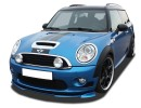 Mini Cooper 2 R57 VX Front Bumper Extension