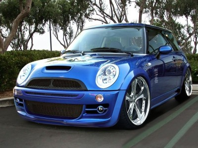 Mini Cooper A2 Body Kit