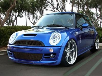 Mini Cooper A2 Front Bumper