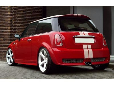 Mini Cooper A2 Rear Bumper