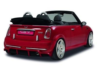 Mini Cooper CX Rear Bumper Extension