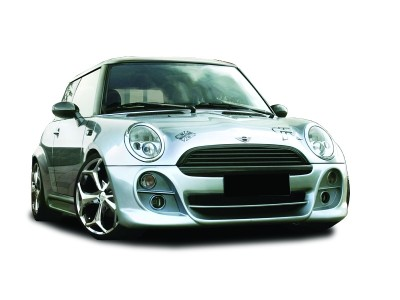 Mini Cooper Colossus Wide Front Wheel Arch Extensions