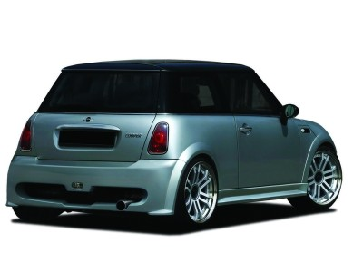 Mini Cooper Flask STD Rear Bumper