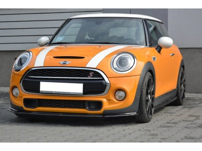 Mini Cooper MK3 MX Front Bumper Extension