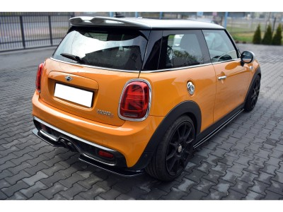 Mini Cooper MK3 MX Side Skirts
