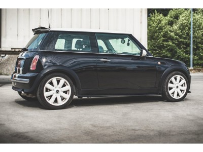 Mini Cooper Master Rear Wing Extension