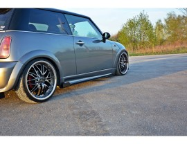 Mini Cooper R53 JCW Racer Side Skirts