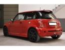 Mini Cooper S PR Rear Bumper