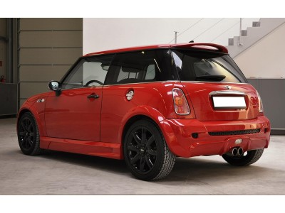 Mini Cooper S PR Rear Bumper