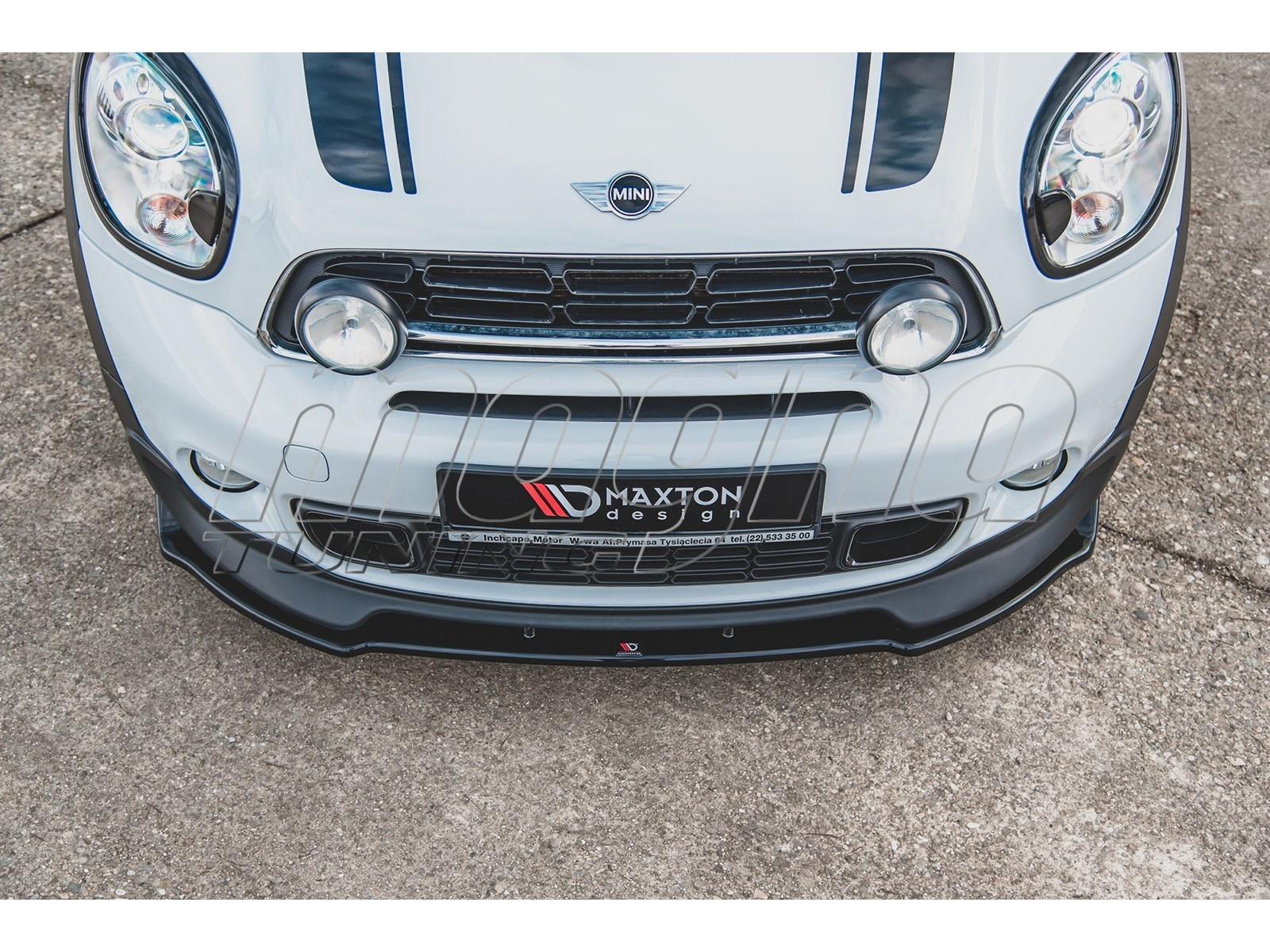 Mini Countryman 1 R60 MX Front Bumper Extension