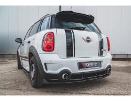 Mini Countryman 1 R60 MX Rear Bumper Extension