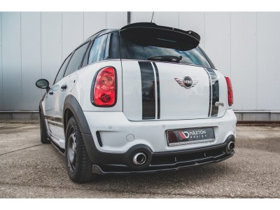 Mini Countryman 1 R60 MX Rear Bumper Extension