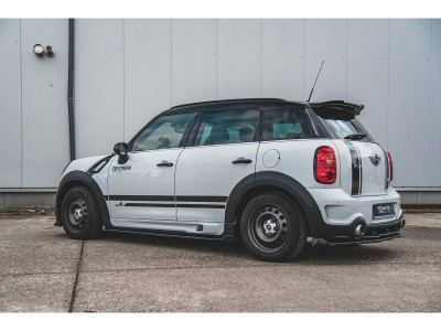 Mini Countryman 1 R60 MX Side Skirt Extensions