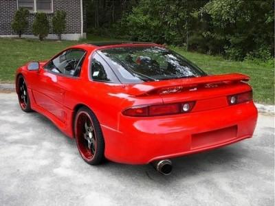 Mitsubishi 3000 GT Speed Heckstossstange