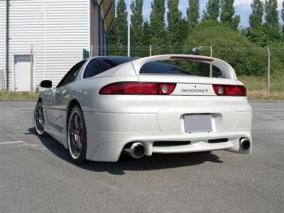 Mitsubishi 3000 GT/GTO J-Style Rear Bumper Extension