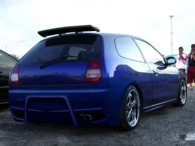 Mitsubishi Colt EDS Rear Bumper