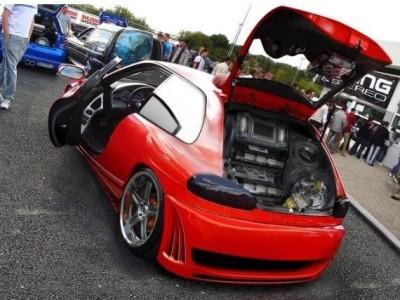 Mitsubishi Colt H-Design Rear Bumper
