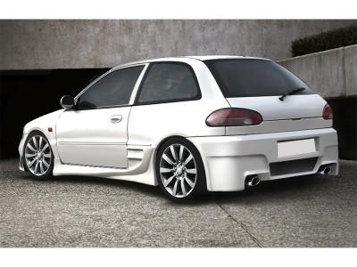 Mitsubishi Colt Helix Rear Bumper