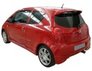 Mitsubishi Colt MK7 Speed Rear Bumper Extensions