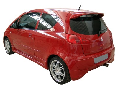 Mitsubishi Colt MK7 Speed Side Skirts