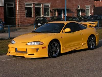 Mitsubishi Eclipse Body Kit Boost
