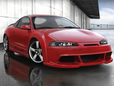Mitsubishi Eclipse Body Kit Reckless Wide