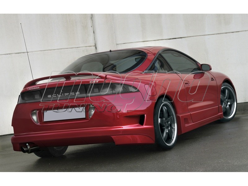Mitsubishi Eclipse Reckless Body Kit Picture on Mitsubishi Eclipse Wide Body