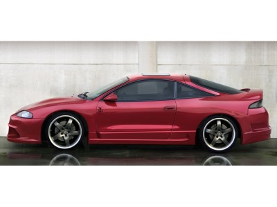 Mitsubishi Eclipse Reckless Side Skirts