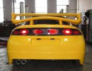 Mitsubishi Eclipse Warrior Rear Bumper