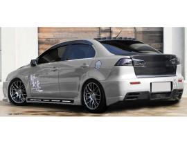Mitsubishi Lancer 10 Bara Spate Sonic