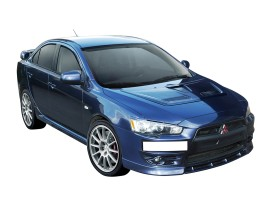 Mitsubishi Lancer 10 Japan Front Bumper Extension