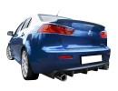 Mitsubishi Lancer 10 Japan Rear Bumper Extension