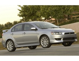 Mitsubishi Lancer 10 M-Line Side Skirts