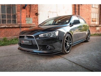 Mitsubishi Lancer 10 Sportback MX Body Kit