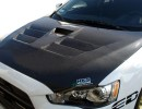 Mitsubishi Lancer EVO 10 Capota Estima Fibra De Carbon