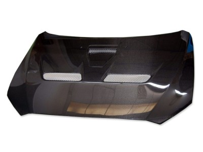 Mitsubishi Lancer EVO 10 Capota GTX Fibra De Carbon