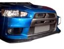 Mitsubishi Lancer EVO 10 GTX Carbon Fiber Front Bumper Extension