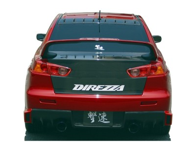 Mitsubishi Lancer EVO 10 HT-C Rear Bumper Extension