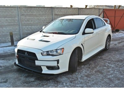 Mitsubishi Lancer EVO 10 MX Front Bumper Extension