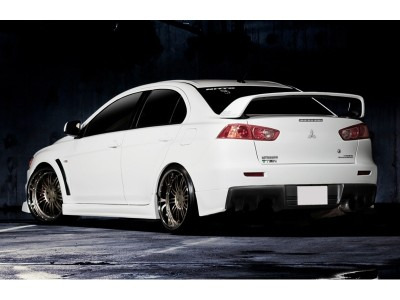 Mitsubishi Lancer EVO 10 Speed Rear Wing