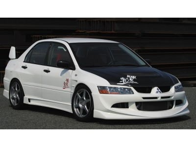 Mitsubishi Lancer EVO 8 Body Kit Japan