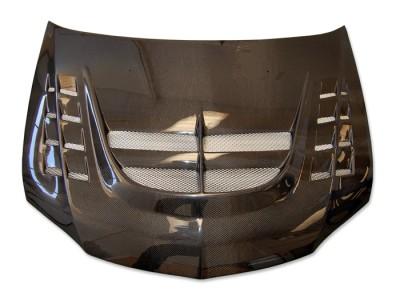 Mitsubishi Lancer EVO 8 Capota Razor Fibra De Carbon