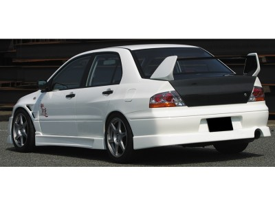 Mitsubishi Lancer EVO 8 Japan Rear Bumper Extension