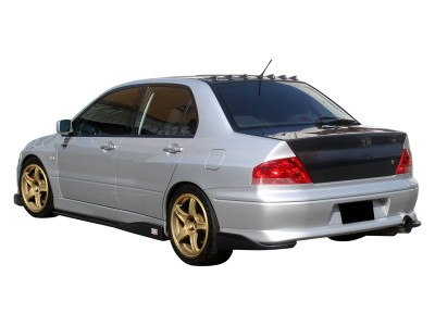 Mitsubishi Lancer EVO 8 Speed Rear Bumper Extension