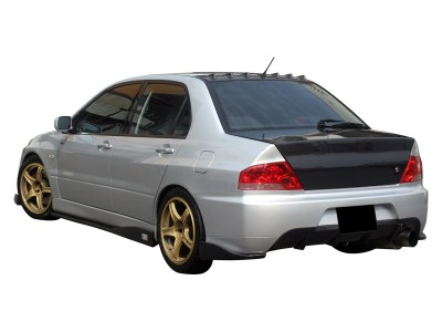 Mitsubishi Lancer EVO 9 Drifter Rear Bumper Extension