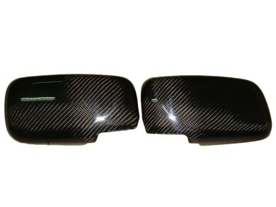 Mitsubishi Lancer EVO 9 Exclusive Carbon Fiber Mirror Covers