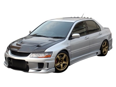 Mitsubishi Lancer EVO 9 Japan Side Skirts