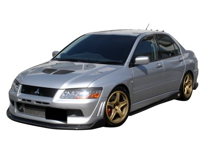 Mitsubishi Lancer EVO 9 Speed Front Bumper Extension